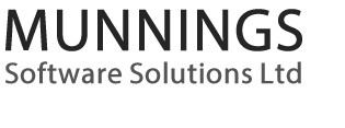 MUNNINGS Sofware Solutions Ltd Logo